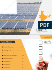 IBEF Renewable Energy September 20171