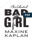 """""""The Accidental Bad Girl"""" - Chapter Excerpt"""