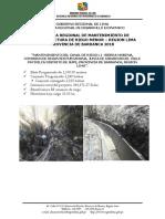 Ayuda Memoria - Canales Provincia de Barranca (1)