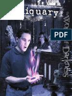 World of Darkness - Reliquary.pdf