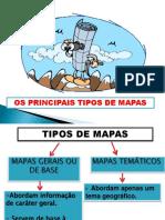 5- Tipos de Mapas