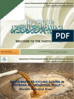 Water Conservation Presentation