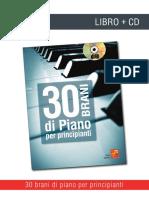 30 Brani Piano Principianti