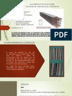 Acero de Refurzo en La Construccion