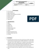 1_pets -Devoluciones de Materiales a Proveedores