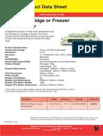 Brannan - Electronic Fridge FreezerThermometer.pdf