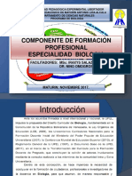 Presentación Contextual CIU Biología