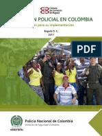 Mediación Policial en Colombia