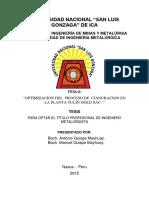 Tesis de Manuel Quispe Mayhuay - Tulin Gold