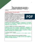 Respuestas Probables-modelos Evaluativos- 2013