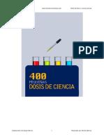 400 pequenas dosis de la ciencia - Rene Drucker y varios autores.pdf.pdf