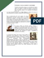 Organización Politica y Social