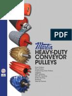 Heavy Duty Conveyor Pulley Catalog