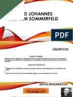 Arnold Johannes Wilhelm Sommerfeld.pptx