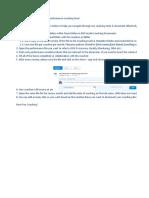 CSAT Coaching Log