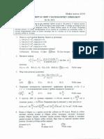 Prijemni za Matematicku gimnaziju 2015
