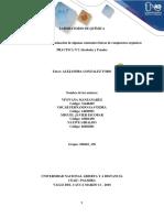 Informe Laboratorio de Química 1 Y 2 CALIFICADO