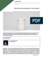 Atlantico.fr - Les Ressorts de Laddiction Au Sucre Et Pourquoi Ce Nest Vraiment Pas Anodin - 2015-08-17