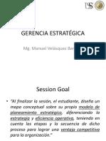 Estrategia y Visión Misión