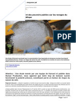 Atlantico.fr - Letrange Aveuglement Des Pouvoirs Publics Sur Les Ravages Du Sucre Sur La Sante Publique - 2015-02-02