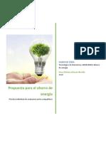 Proyecto Ahorro de Energia_TecMty