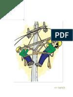 Estandar de Seguridad Para Trabajar en Redes de Distribución de Energía