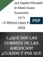 IV Cumbre Alexis Suaza 11-1