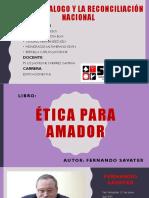 Libro Etica Para Amador