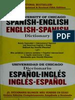 The University of Chicago Spanish dictionary  Spanish-English, E.pdf