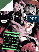 Batman - A Piada Mortal [[Comics Culture]]
