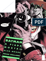 Batman - A Piada Mortal [[Comics Culture]]