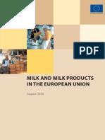 Evropska Unija i Proizvodnja Mlijeka