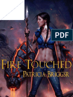 9 - Fire Touched - Patricia Briggs