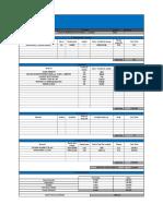 Cajas de Inspeccion de 40x40x60 Cm Ladrillo