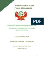 Monografia Leonardo Arcaya