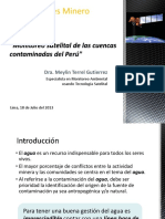 Monitoreo Satelital Cuencas Perú