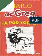 #11 Diario de Greg a Por Todas