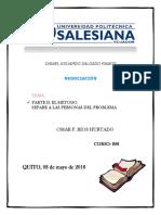 Negociación Cap.2 Omar f. Ríos h.