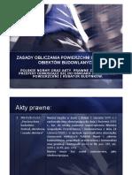 Zasady Obliczania Powierzchni i Kubatury Obiektów Budowlanych
