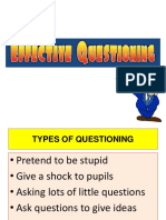 Effective Questioning Group 5