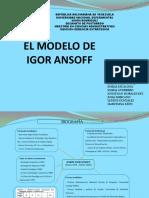 Presentación de Igor Ansoff 31 Oct 2017
