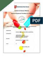 Interacciones Alimentarias de Los Fármacos Utilizados Para Enfermedades Producidas Por Deficiencias Nutricionales