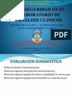 1.-Bioseguridad en El Laboratorio de Analisis Clinicos