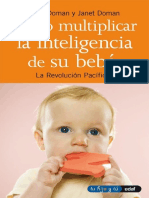 Como Multiplicar La Inteligencia de Su Bebe - Glenn Doman-1