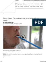 Henry Fraser_ Paralyzed, he paints with his mouth - CNN.pdf