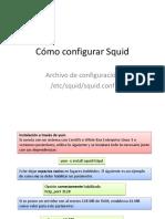Cómo Configurar Squid