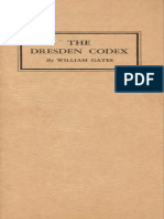 Códice Dresde - William Gates