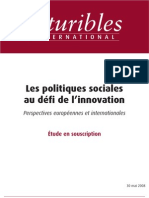 FUTURIBLES Innovations Sociales