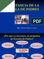 Importancia de La Escuela de Padres