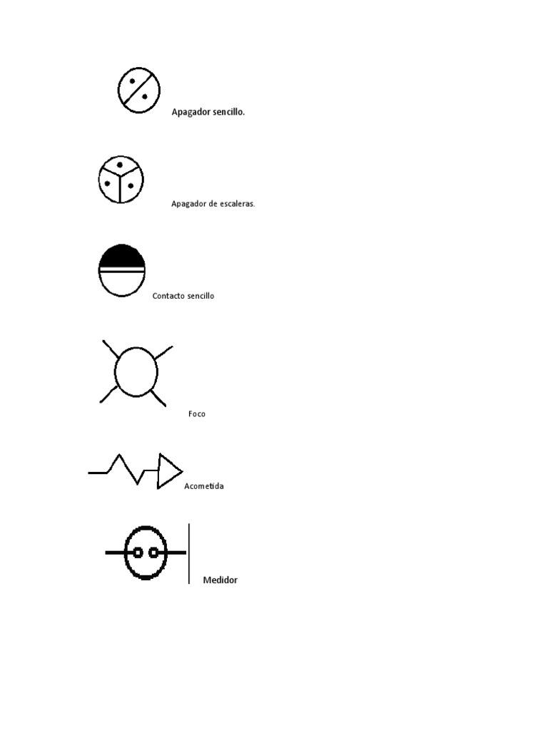 Simbologia para planos for Simbologia de planos arquitectonicos pdf